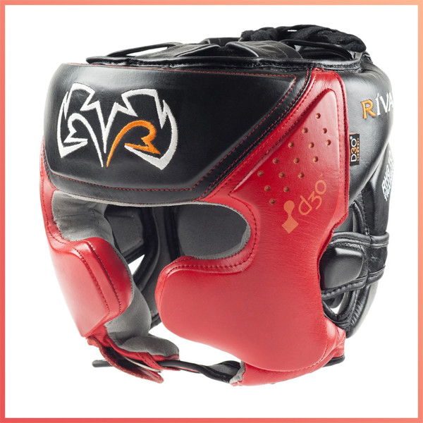 Боксерский шлем RIVAL RHG10 Intelli-Shock Pro Training Headgear