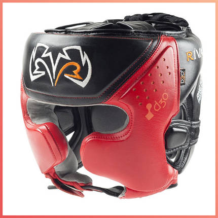 Боксерский шлем RIVAL RHG10 Intelli-Shock Pro Training Headgear, фото 2