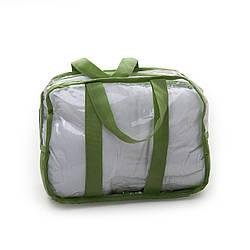 Набор сумок в роддом Twins 06 green