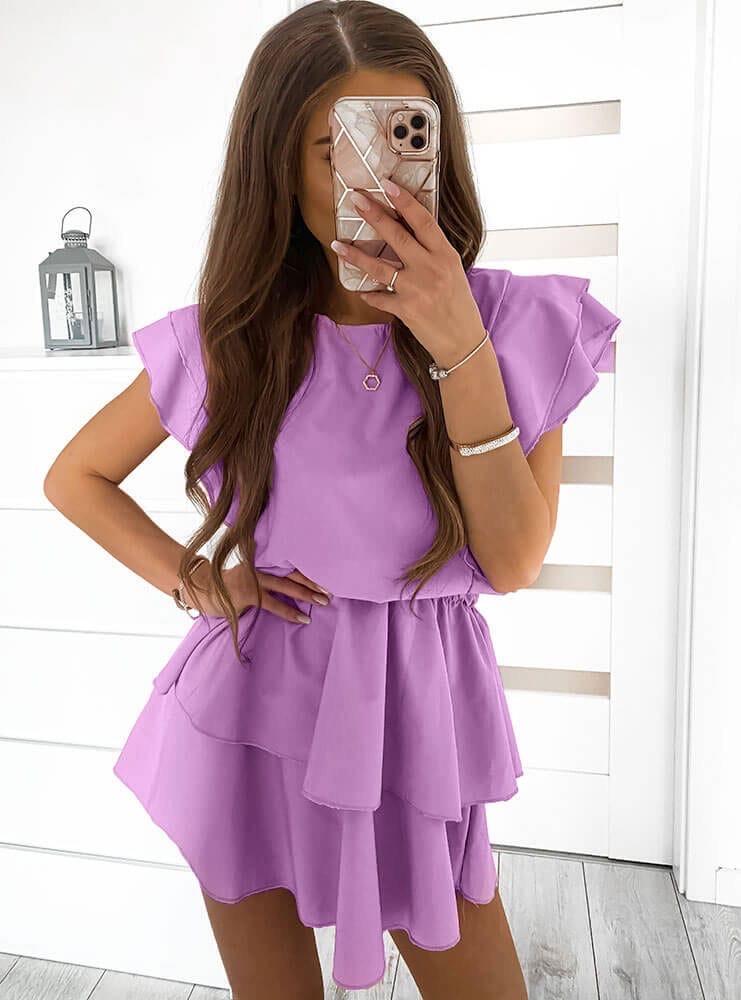 Женское платье Лиловый