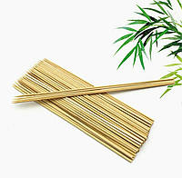 Бамбуковые шпажки 25 см / (уп-100 шт)