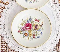 Фарфоровая тарелочка, блюдце для кодлера, розетка для варенья от Royal Worcester, Англия, фото 1