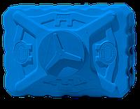 Емкость Евро Пласт трехслойная прямоугольная 500 л