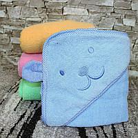 Полотенце-Уголок (Поштучно) хлопковый, фото 1