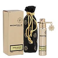 Montale Aoud Leather 20 ml Оригинал