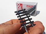 PIKO A-Gleis 55252 Рельсовый материал радиусный рельс R2 / 7,5 °, масштаба 1:87, фото 2