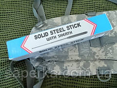 Телескопическая бита  Solid Steel Stick, размер 25 / 65см. Mil-Tec 16217000, фото 2