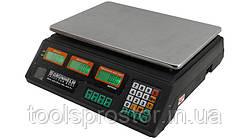 Весы торговые Grunhelm GSC-051 : 50 кг   сеть или аккумулятор