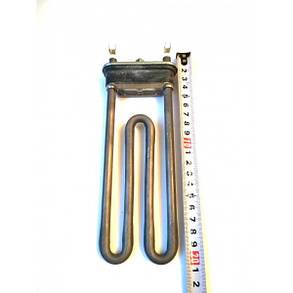 Тэн на стиральную машину 1950W / L=185мм (без отверстия под датчик)  / Thermowatt (Италия), фото 2
