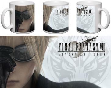 Кружка чашка Final Fantasy - Клауд Страйф