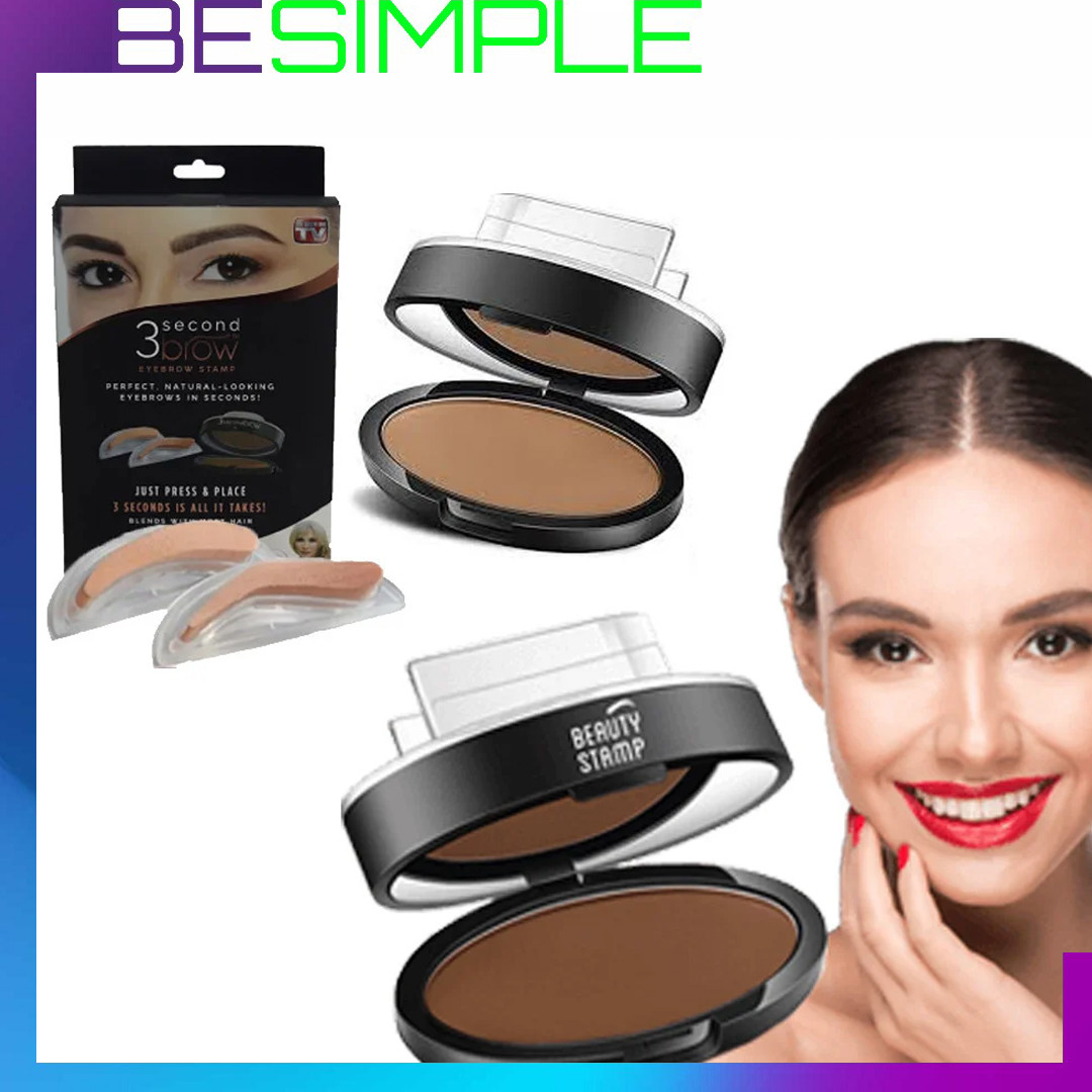 Штамп для брів Eyebrow Beauty Stamp