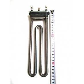 Тэн на стиральную машину 1950W / L=230мм (без отверстия под датчик)  / Thermowatt (Италия), фото 2