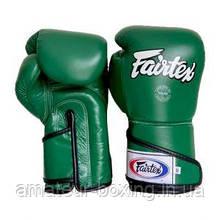Перчатки Fairtex BGV6 Stylish Angular Spar Green 12 унций
