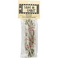 Sage Spirit, Благовония коренных американцев, терескен шерстистый, маленький (10 15 см (4 5 дюймов)), 1 ароматическая палочка