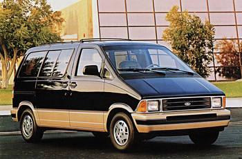 Ford Aerostar (USA) 1986-1997