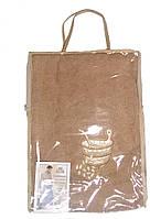 Парео (килт, юбка) для бани и сауны мужское каппучино Ярослав, фото 1