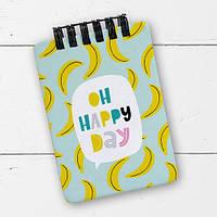 Блокнот на пружине Baby Oh happy day A7 7*10 см (BL7_20J023)
