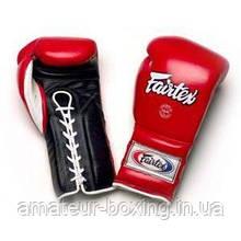 Боксерские перчатки Fairtex BGL7 10-12 унций