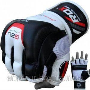 Снарядні рукавички, битки RDX Leather Gel