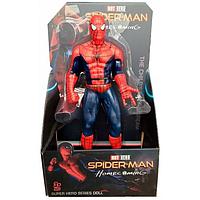 Фигурка супер героя Человек паук | Spider Man (32см) (Марвел / Avengers) с подвижными конечностями