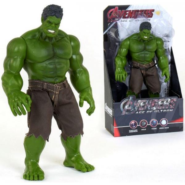 Фигурка супер героя Халк | Hulk (32см) (Марвел / Avengers)  с подвижными конечностями scn