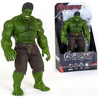 Фигурка супер героя Халк | Hulk (32см) (Марвел / Avengers) с подвижными конечностями