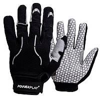 Робочі рукавички PowerPlay 6662 Чорні XL