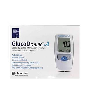 Глюкометр Глюкодоктор GlucoDr auto, фото 2