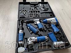 Набор пневмоинструментов для компрессора Mar-Pol, фото 2