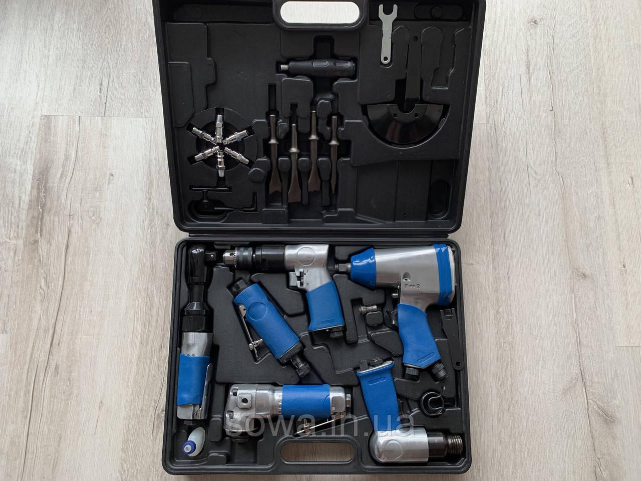Набор пневмоинструментов для компрессора Mar-Pol