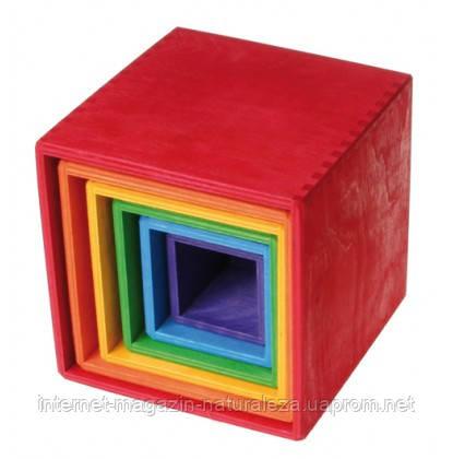 Пирамидка квадратная Grimms