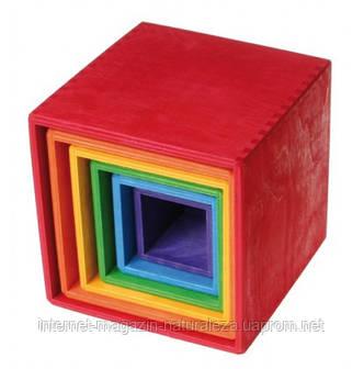Пирамидка квадратная Grimms , фото 2