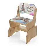 Парта со стульчиком Париж. Bambi, фото 3