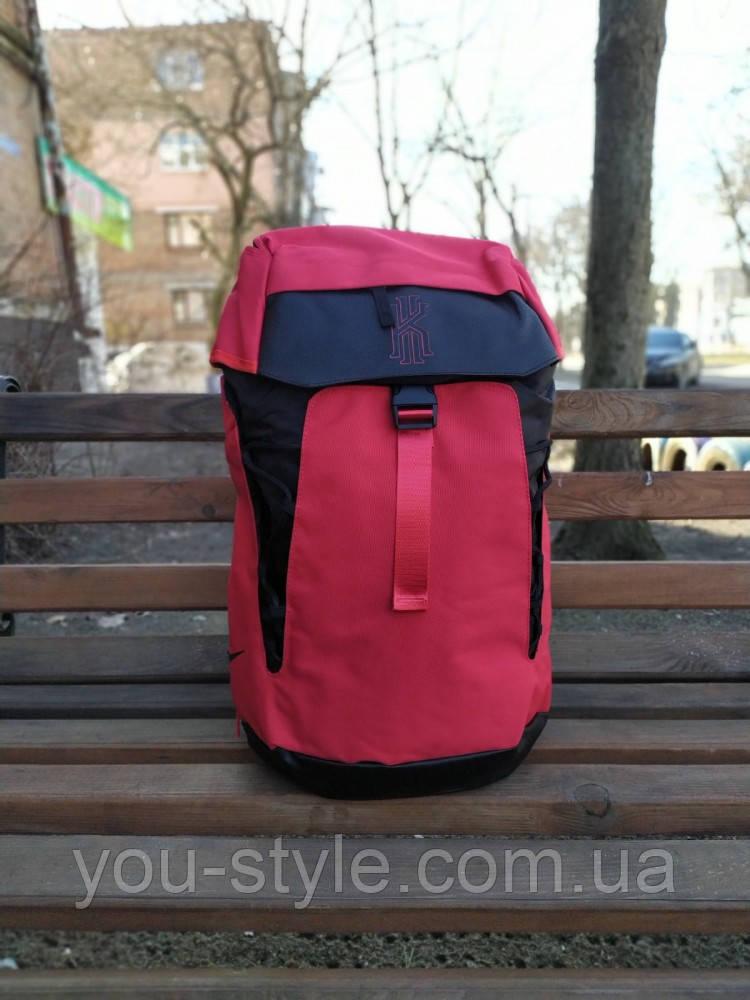 Баскетбольный рюкзак с карманом для мяча Nike Kyrie Irving Red (Кайри Ирвинг)