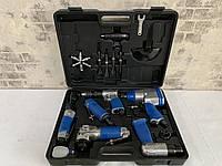 Набор пневматического инструмента MAR-POL / 24 предмета + кейс