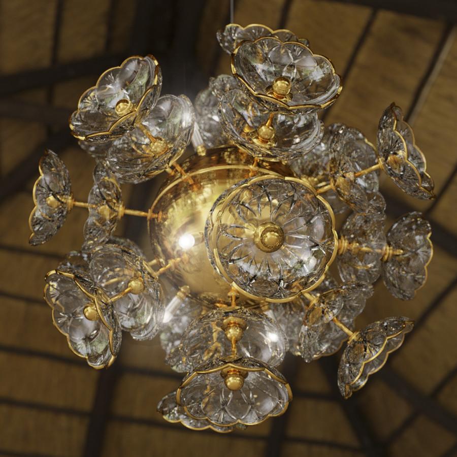 Светильник классический