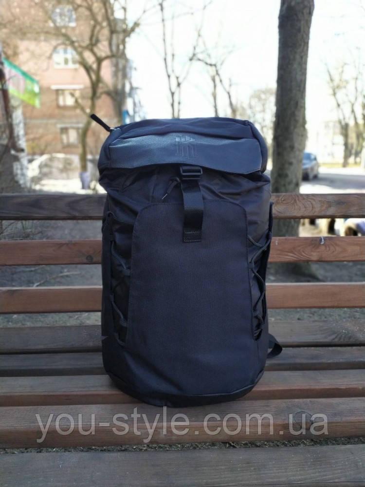 Баскетбольный рюкзак с карманом для мяча Nike Kyrie Irving Black (Кайри Ирвинг)
