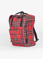 Рюкзак 7Sins - Classic, Tartan Red, фото 1