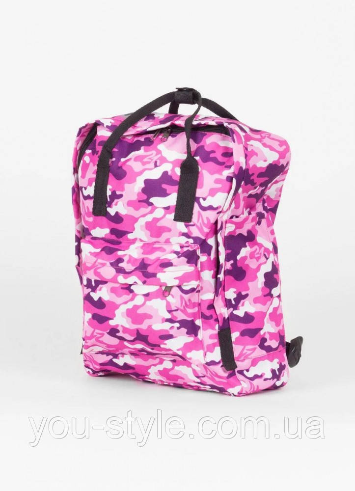 Рюкзак 7Sins - Classic, Camo Pink