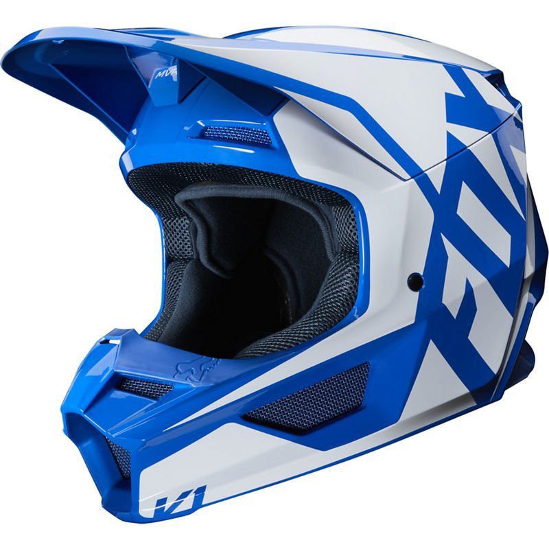 Мотошлем FOX V1 PRIX HELMET BLUE