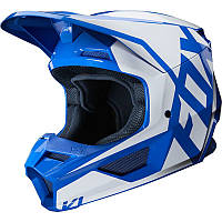 Мотошлем FOX V1 PRIX HELMET BLUE, фото 1