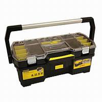 Ящик профессиональный, размеры 670x323x251 мм, открытый со съемным органайзером STANLEY 1-97-514