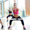 Резинка для фитнеса и спорта тканевая Springos Hip Band 3 шт FA0112, фото 4