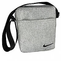 Мужская барсетка Nike ( серый ), фото 1