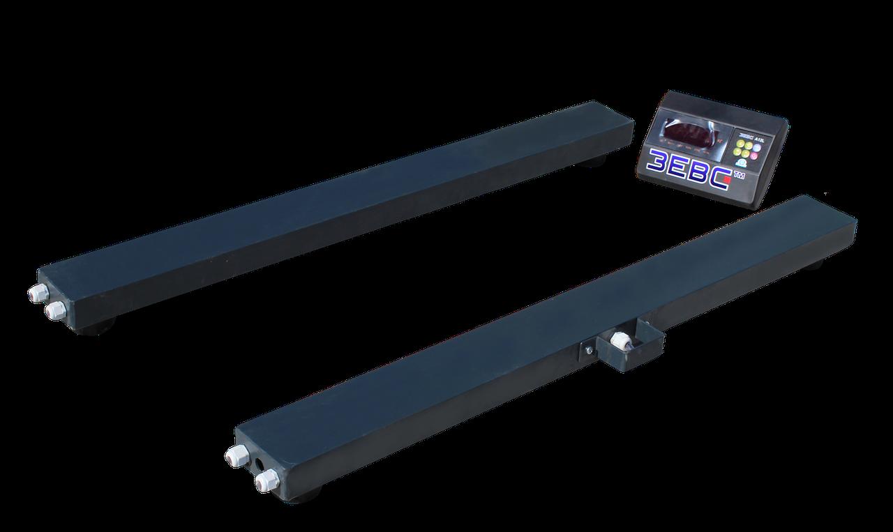 Стрижневі ваги ВПЕ-500 А12L