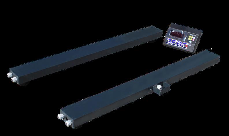 Стрижневі ваги ВПЕ-500 А12L, фото 2