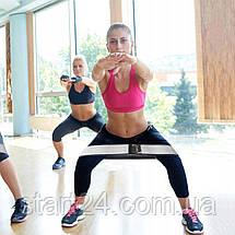 Резинка для фитнеса и спорта тканевая Springos Hip Band Size M FA0114, фото 3