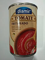 Томатное пюре Diamir Tomate Triturado 390г.ж/б