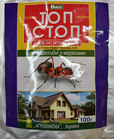 """Средство от муравьев Топ Стоп 100 г, """"Агрохимпак"""", Украина"""