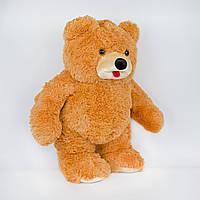 Мягкая игрушка Zolushka Медведь Топтыгин средний 62см коричневый (2521), фото 1